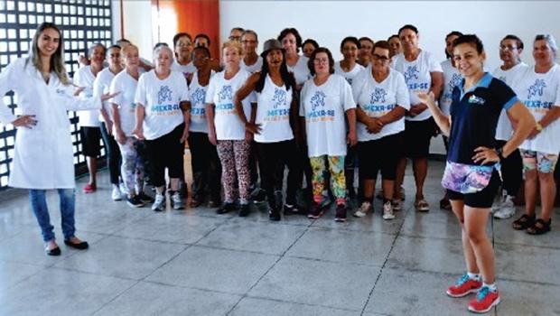 Em Trindade, Academia da Saúde promove bem-estar coletivo