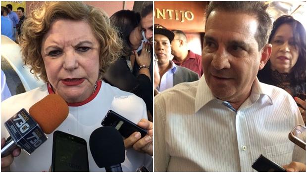 """""""Lúcia Vânia tem vaga em qualquer chapa majoritária"""", diz Vanderlan"""