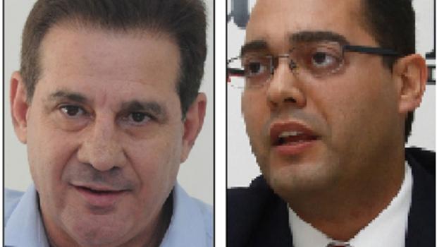 Virmondes e Vanderlan vão abandonar Lúcia Vânia e Marcos Abrão e permanecer na base de Marconi