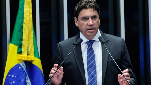 Senador goiano defende plebiscito para revogar Estatuto do Desarmamento