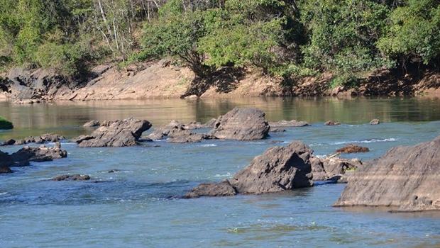 Captação de água no Meia Ponte é reduzida em 50% a partir desta sexta (6)