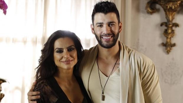 Gusttavo Lima diz que mulher não sentiu ciúme de Cléo Pires em clipe gravado em Pirenópolis