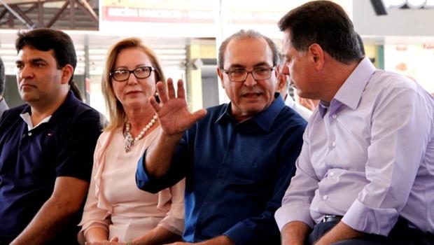Jânio e Marconi, tecnicamente, entre os melhores do Brasil
