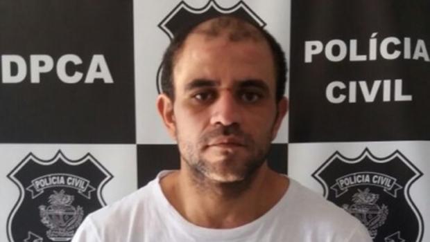 Polícia prende homem que estuprou jovem de 12 anos em Goiânia