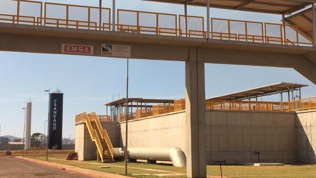 Operação de novo sistema deve normalizar abastecimento em 20 bairros de Goiânia