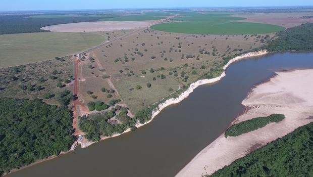 Produtor rural é denunciado pelo MP por diversos crimes ambientais no Rio Araguaia