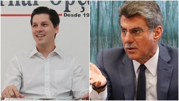 Romero Jucá não inclui Daniel Vilela entre os candidatos fortes do PMDB a governador