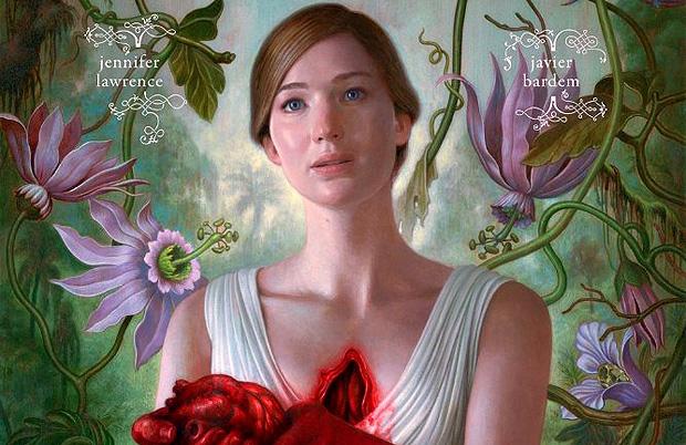 Crítica não percebe que personagem de Jennifer Lawrence, do filme Mãe, não está no lugar de uma mãe