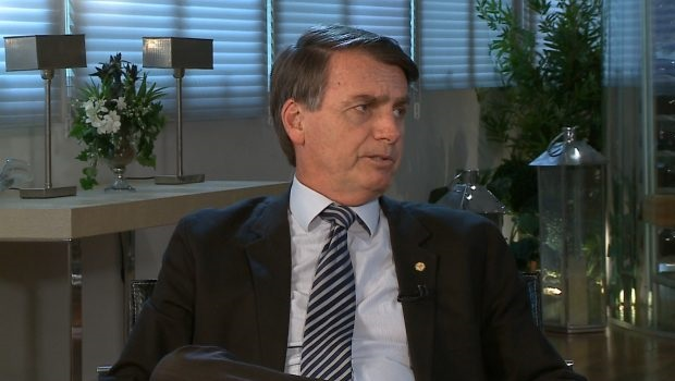Bolsonaro cumpre agenda em Goiânia nesta sexta-feira (27)