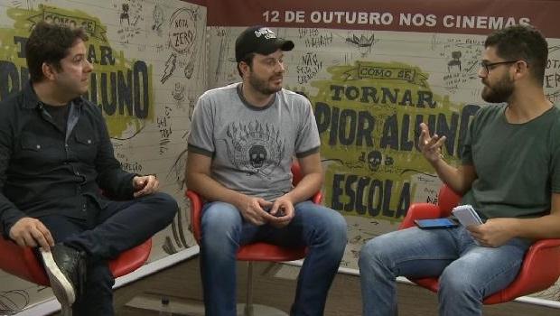 """Na polêmica entre Danilo Gentili, Diego Bargas e a """"Folha"""", todos os lados erraram"""