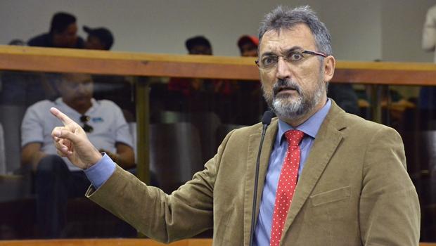 """Humberto Aidar sobre presidência da Alego: """"Sou capaz, mas não é minha prioridade"""""""