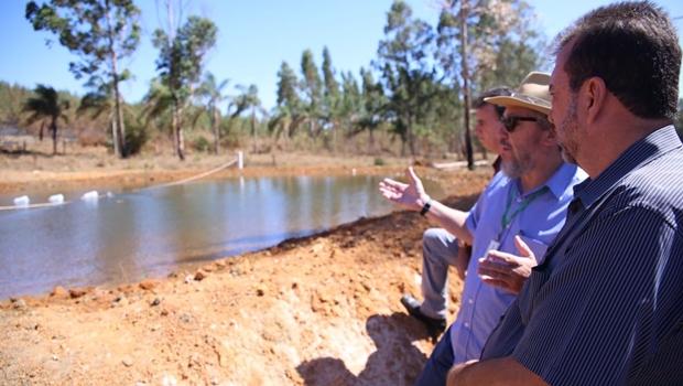 Juarezão destina emenda para recuperação de canais de irrigação na Bacia do Descoberto