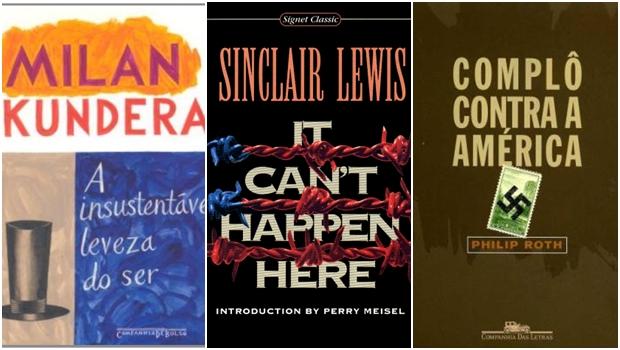 17 livros que são armas contra a ascensão de regimes políticos tirânicos