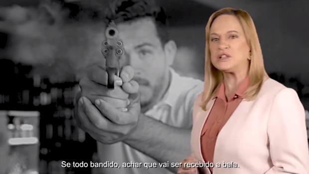 """""""Não é arma de fogo que mata"""", rebate deputada sobre tragédia em Goiânia"""
