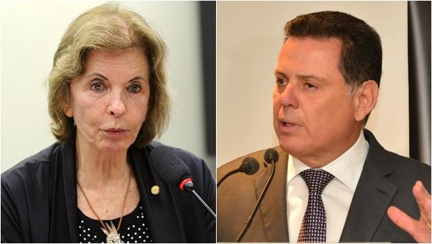 Ex-governadora do RS, deputada Yeda Crusius defende Marconi para Presidência