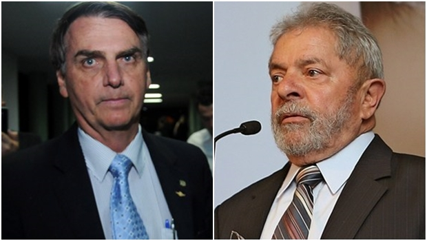 Vox Populi mostra Lula com 47% das intenções de voto e Bolsonaro com 11%