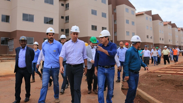 Apartamentos do Residencial Buriti Sereno serão entregues no início de 2018
