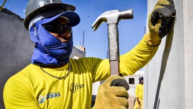 Goiás é um dos Estados campeões na criação de vagas de trabalho formal