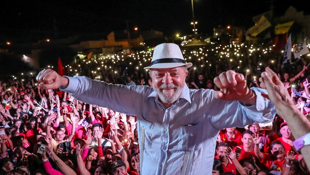 Lula lidera corrida para 2018; Bolsonaro em 2º lugar