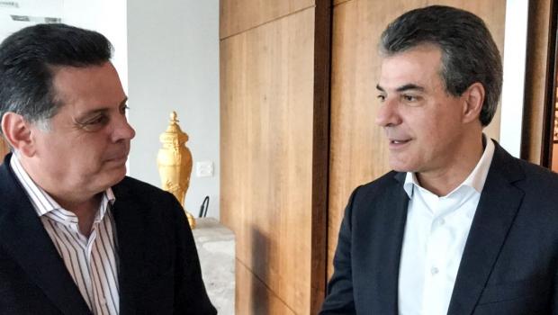 """""""Marconi é administrador competente e determinado"""", diz Beto Richa"""