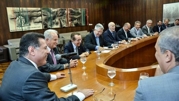 Governo e setor produtivo debaterão com TCE alternativas à revisão de benefícios fiscais
