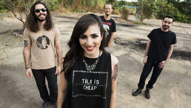 Em viagem longa, Sixxen lança faixa do novo trabalho no formato live session