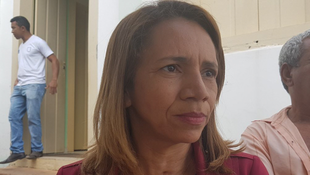 """""""Busco apoio do Palácio Araguaia para beneficiar Natividade"""""""