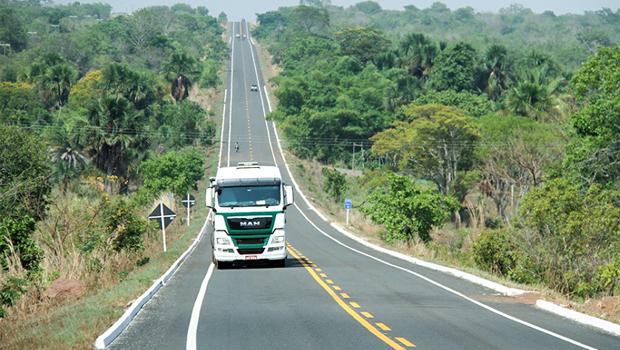 Obras de reconstrução de rodovias na região Norte estão em fase final