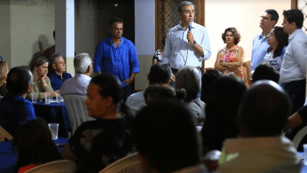Zé Eliton ouve lideranças da Grande Goiânia e dá início à construção de projeto para 2019