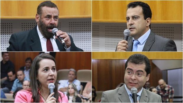 Iris joga pesado e vereadores articulam para manter aumento do IPTU em Goiânia
