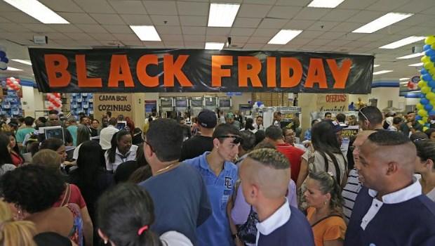 Reclamações da Black Friday sobem 17% em relação a 2016