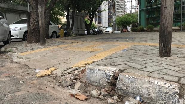 Câmara aprova projeto que define regras para calçadas de Goiânia