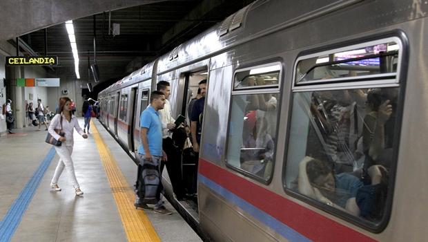 Metrô-DF terá novas estações