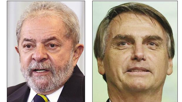 Bolsonaro lidera pesquisa de intenção de voto em SP — Superou os tucanos