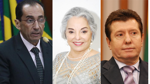 Sem Kajuru para deputado, PMDB deve eleger apenas Iris Araújo e José Nelto tende a ser suplente