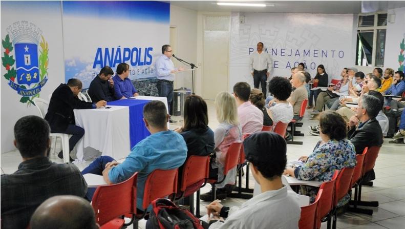 Fundo de Cultura de Anápolis disponibiliza 100% dos recursos para projetos do município