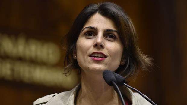 PCdoB lança Manuela D'Ávila à presidência em 2018