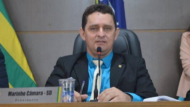 Presidente da Câmara de Caldas Novas diz que assumirá prefeitura assim que for notificado