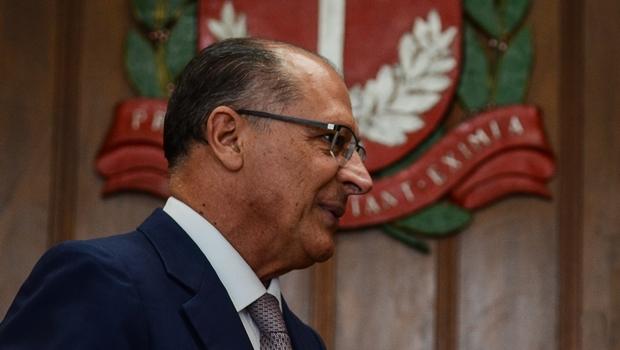 Alckmin lidera corrida à Presidência em SP; Bolsonaro e Lula empatam