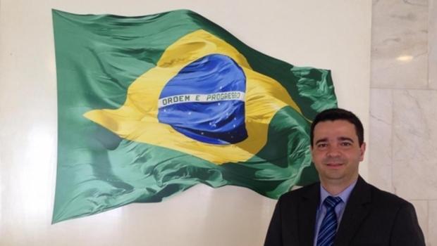 André Ariza substitui Lêda Borges na Secretaria Cidadã
