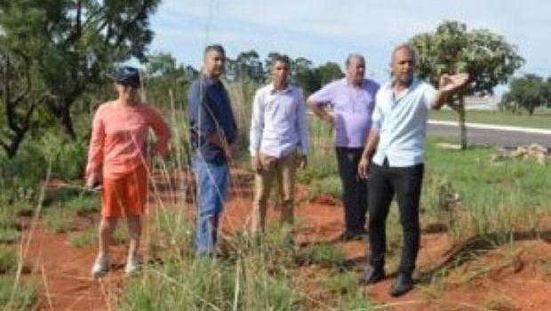 Prefeito Hugo lança Parque Ecológico em Santa Maria