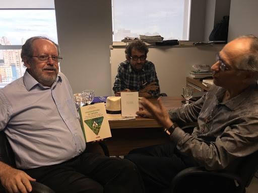 Goiás, livro de Jales Naves e o novo cooperativismo de crédito