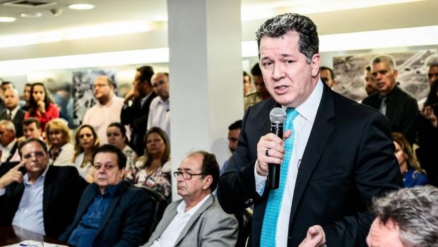 """""""Marconi garantiu solução boa para todos os Estados"""", afirma João Furtado"""