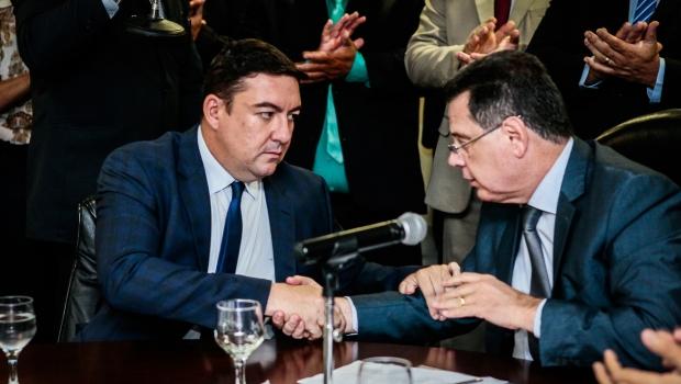 """""""Goiás é o Estado mais preparado para receber essas 22 novas empresas"""", afirma José Vitti"""