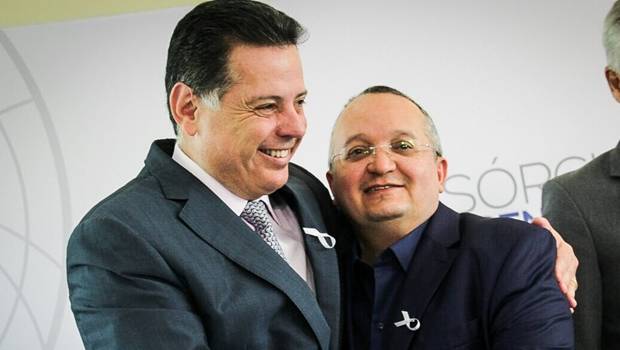 """""""Marconi aplicou no Brasil Central novas práticas de sua gestão em Goiás"""", afirma Pedro Taques"""