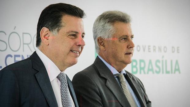 """""""Com Marconi, Consórcio Brasil Central garantiu conquistas para todo o País"""", afirma Rollemberg"""