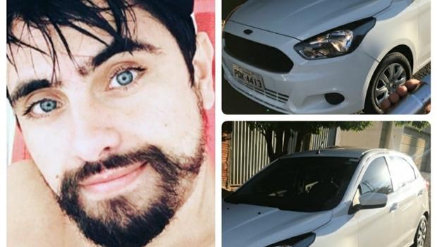 Motorista de Uber desaparece depois de ser acionado para corrida em Anápolis