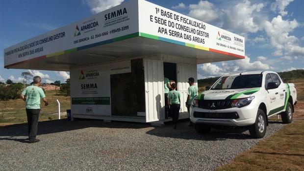 Câmeras instaladas na Serra das Areias registram flagrantes de crimes. Veja vídeos