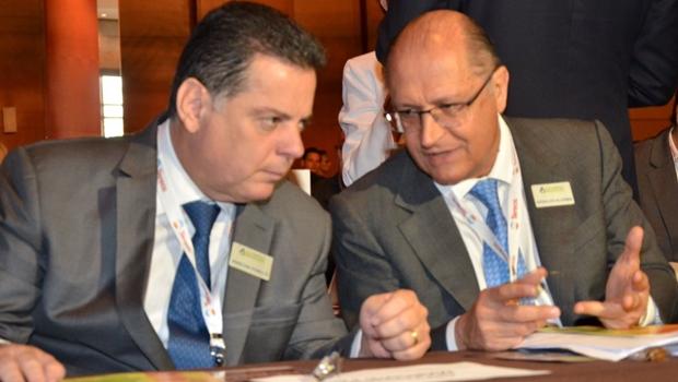 Geraldo Alckmin incumbe Marconi Perillo de várias missões político-eleitorais