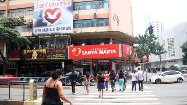 Prefeitura propõe isenção no IPTU para limpar fachadas do Centro de Goiânia